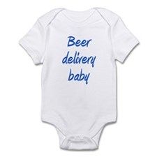Baby- Beer delivery Baby Infant Bodysuit