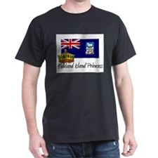 Falkland Island Princess T-Shirt