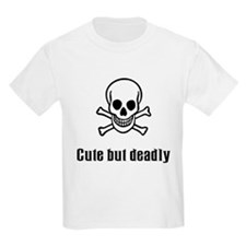 cute but deadly pirate T-Shirt