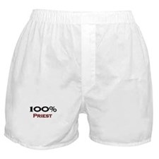 100 Percent Priest Boxer Shorts