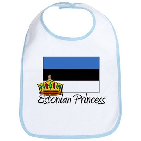 Estonian Princess Bib