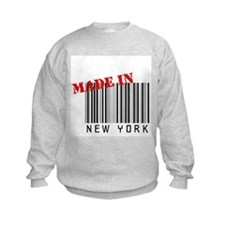 (any state) Made in New York Sweatshirt