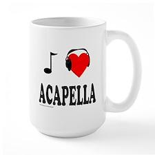 ACAPPELLA Mug
