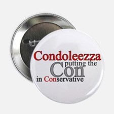 Condoleezza Rice Button