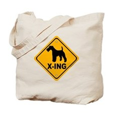 T.F.T. X-ing Tote Bag