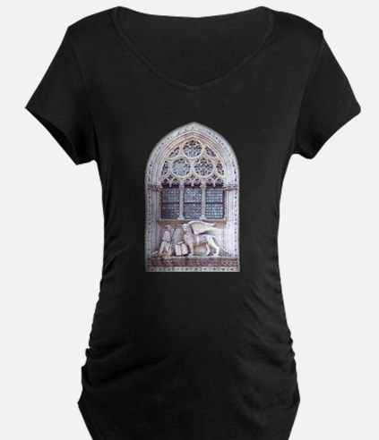 Venice San Marco Roman Cathedral Window T-Shirt