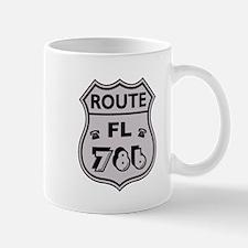 Reppin' 786 Mug