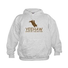 Yee Haw Big Brother Hoodie