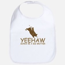Yee Haw Big Brother Bib