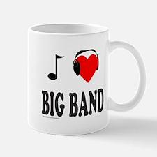 BIG BAND MUSIC Mug