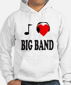 BIG BAND MUSIC Jumper Hoody