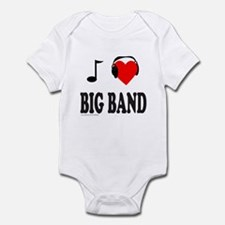 BIG BAND MUSIC Infant Bodysuit