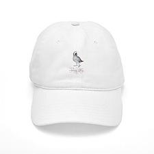i love my african grey Baseball Cap