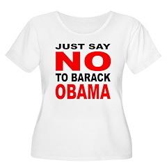 Anti-Barack Obama T-Shirt