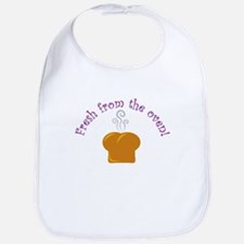Fresh from the Oven Bib