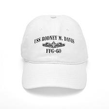 USS RODNEY M. DAVIS Cap