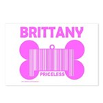 BRITTANY PRICELESS Postcards (Package of 8)