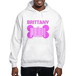 BRITTANY PRICELESS Hooded Sweatshirt