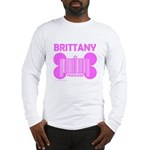 BRITTANY PRICELESS Long Sleeve T-Shirt