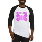 BRITTANY PRICELESS Baseball Jersey