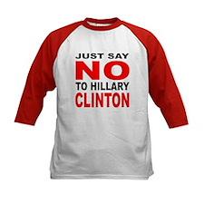 Anti-Hillary Clinton (Front) Tee