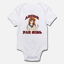 Anime Fan Girl Infant Bodysuit