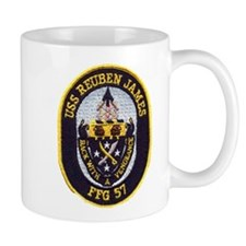USS REUBEN JAMES Mug