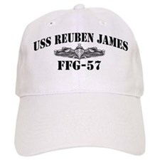 USS REUBEN JAMES Baseball Cap