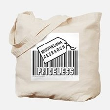 MESOTHELIOMA CAUSE Tote Bag