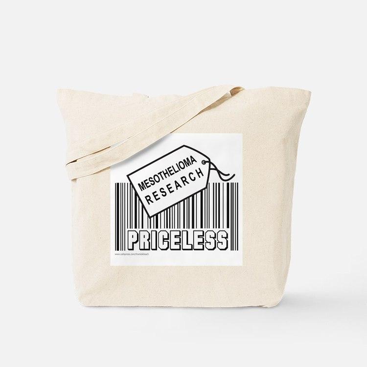 MESOTHELIOMA CAUSE Tote Bag