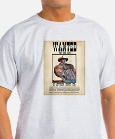 Wanted Very Much Alive T-Shirt