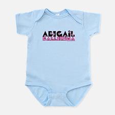 Abigail Ballerina Infant Bodysuit