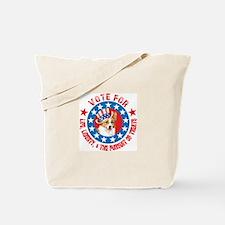 Vote for Welsh Corgi Tote Bag
