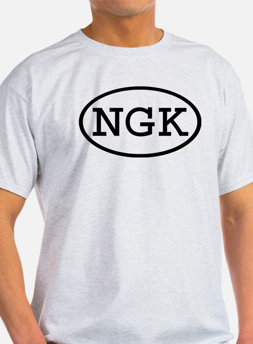 NGK Oval T-Shirt