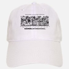 Baseball Baseball Cap-PIONEERS & MASTERS-GOSS-BLACK
