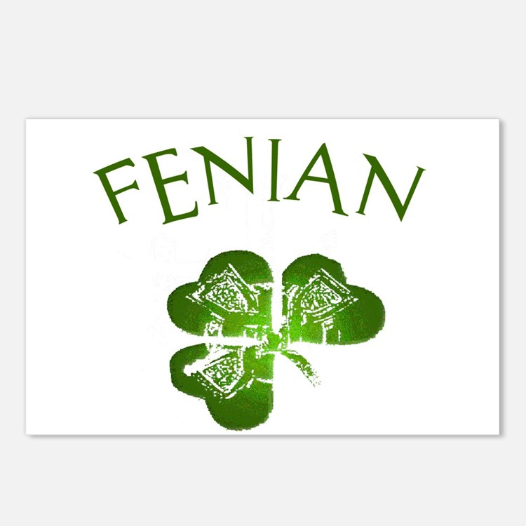Cute Fenian Postcards (Package of 8)