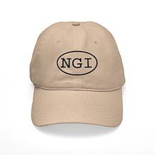 NGI Oval Baseball Cap
