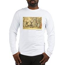 Vintage glassblower Long Sleeve T-Shirt
