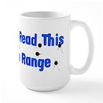 In Range Large Mug