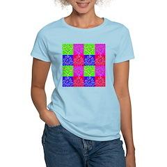 Firefly Mosaic Women's Pink T-Shirt