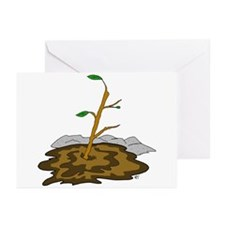 Stick In The Mud Greeting Cards (Pk of 20)