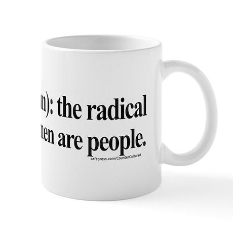 Feminism Defined Mug
