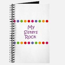 My Sisters Rock Journal