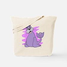 Sealy Sea Lion Tote Bag
