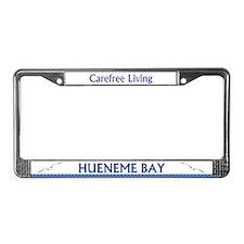 Cute Graphicdog License Plate Frame