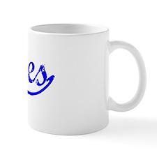 Vintage Moises (Blue) Mug