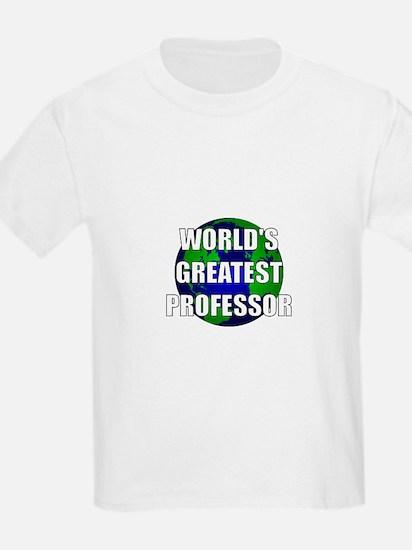World's Greatest Professor T-Shirt