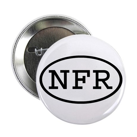 """NFR Oval 2.25"""" Button (10 pack)"""