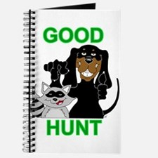 Raccoon Hunting Hound Journal