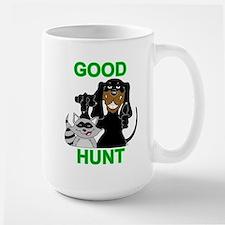 Raccoon Hunting Hound Mug